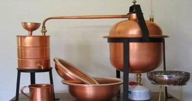 oprema za destilaciju