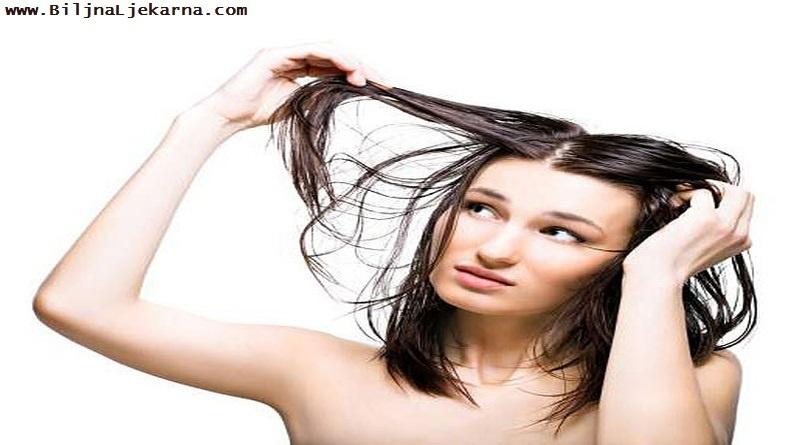 Kosa moze ukazivati na ozbiljne bolesti BiljnaLjekarna