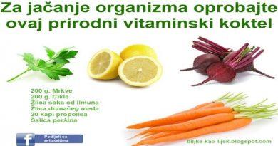 vitaminski koktel