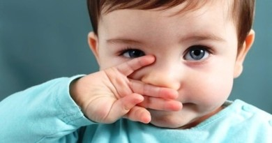 Bebi Zacepljen Nos Biljna Ljekarna