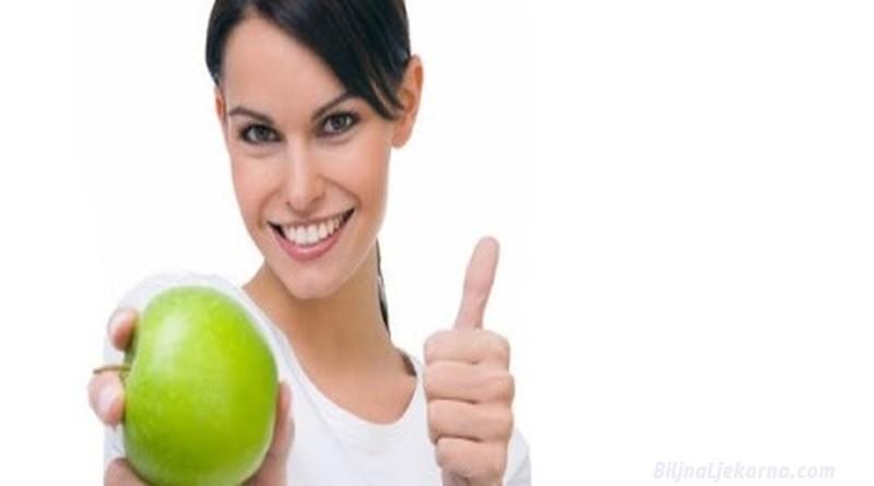 Biljna Ljekarna 2 jabuka