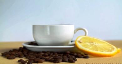kava sa limunom lemon coffe biljnaljekarna