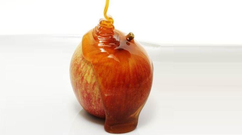 jabuka zaslađena medom