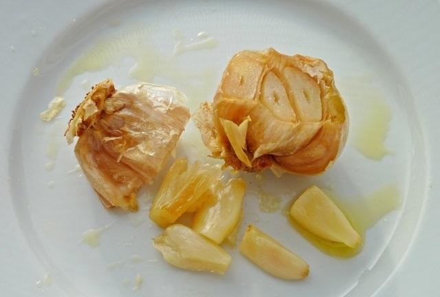 Pečeni češnjak