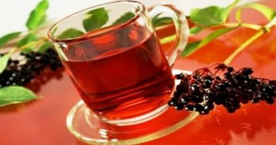 čaj od bazge