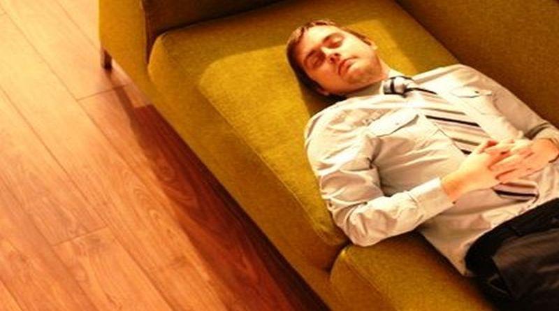 popodnevno spavanje